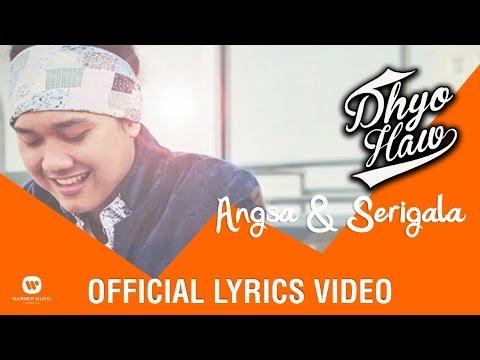 DHYO HAW - Angsa & Serigala (Official Lyric Video)