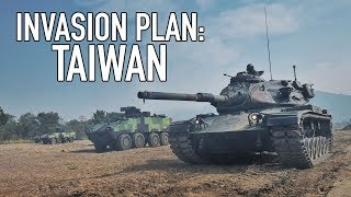 China's INVASION Plan for TAIWAN
