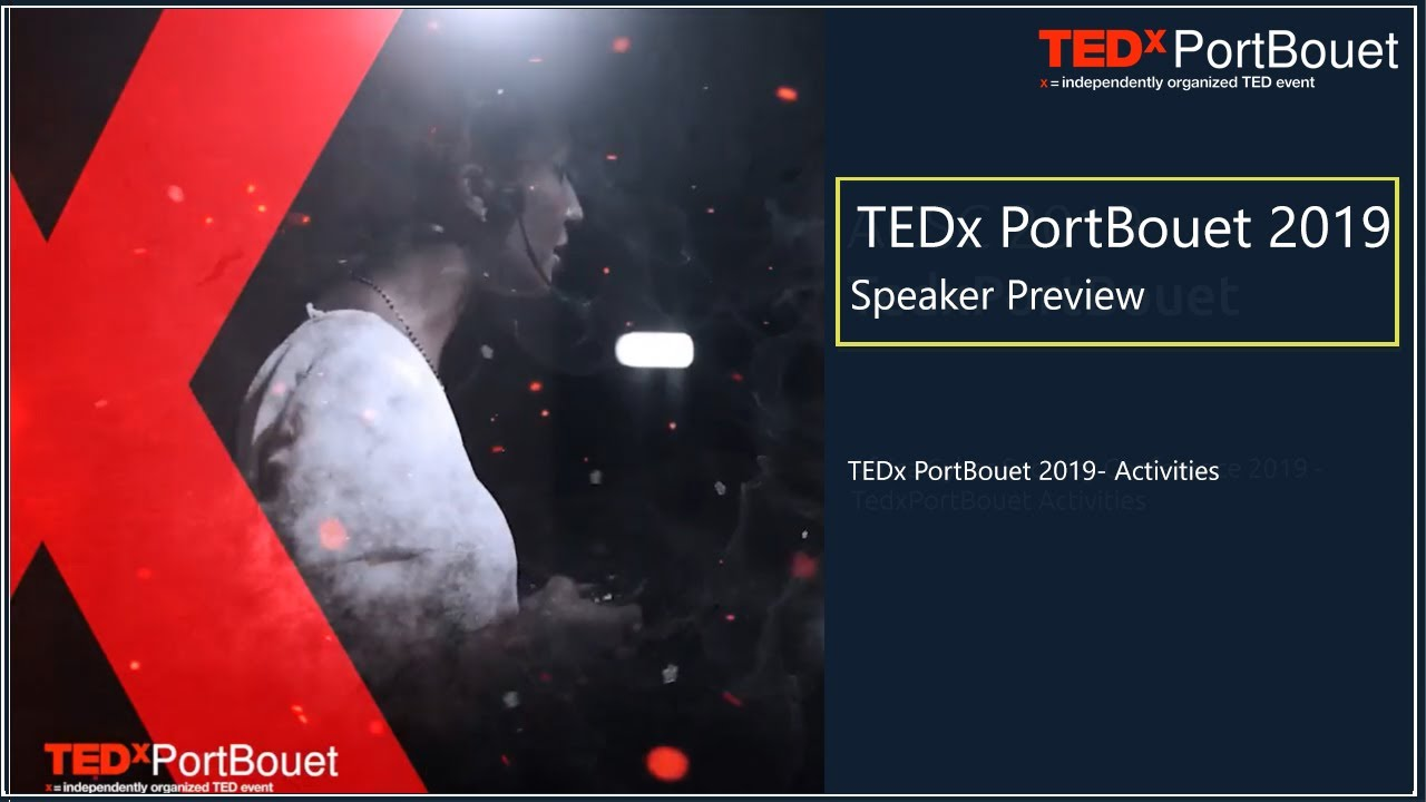 TEDx PORTBOUET