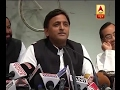 Download Video I Did Not Know That Authorities Can Sweep Floor So Efficiently, Taunts Akhilesh Yadav