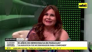 Lizza Bogado