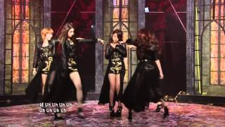 4MINUTE - Volume Up (120412)