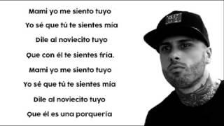 El amante - Nicky Jam (Letra)