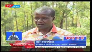 ODM nominations to take place in Nyamira County tomorrow