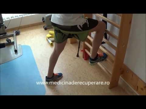 Tratamentul articulației septului de nuc
