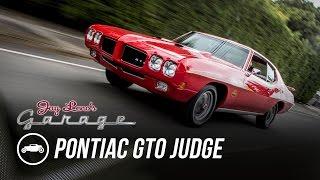 1970 Pontiac GTO Judge - Jay Leno