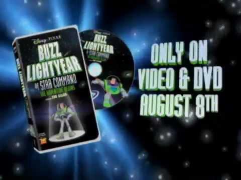 Buzz Lightyear of Star Command: The Adventure Begins Movie Trailer