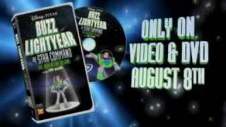 Buzz Lightyear of Star Command: The Adventure Begins (2000) Video
