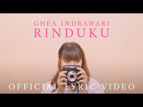 Ghea Indrawari - Rinduku (Official Lyric Video) Mp3