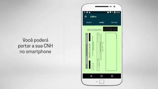 Condutores já podem testar a nova CNH digital pelo celular