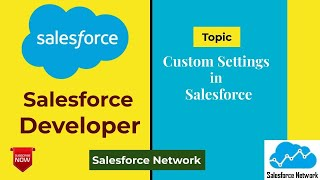Custom Settings in Salesforce