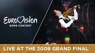 Alexander Rybak - Fairytale (Norway) Live 2009 Eurovision Song Contest