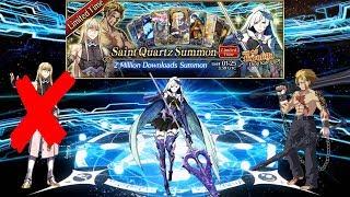 Brynhildr  - (Fate/Grand Order) - Fate Grand Order   2 Million Downloads Banner Summoning For Brynhildr!