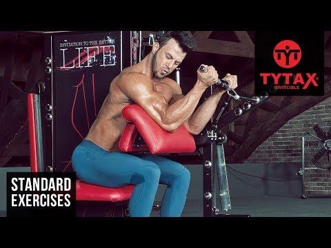 Lever Preacher Curl | TYTAX® S6