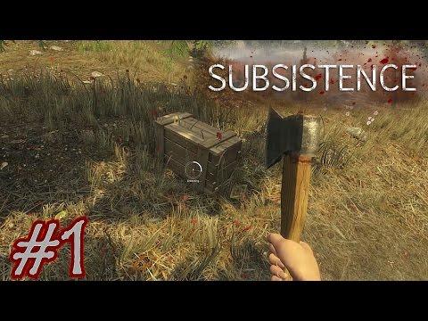 Subsistence#1 البداية الصعبه