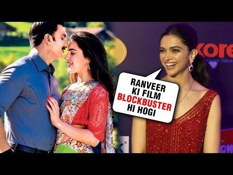 Deepika Padukone BLOCKBUSTER REACTION To Ranveer S