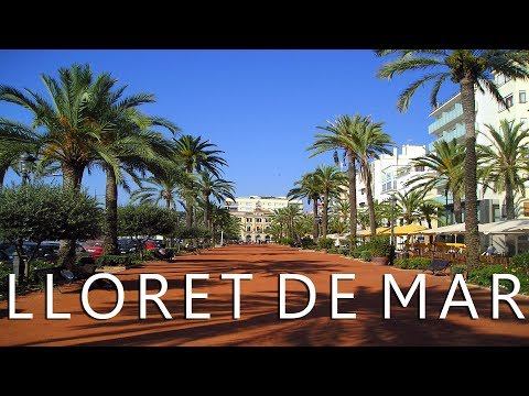 The top 15 things to do in Lloret de mar, Spain
