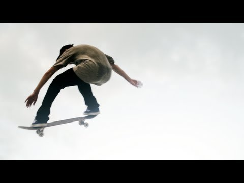 AMAZING 15 year old skateboarder - Christian Dufrene