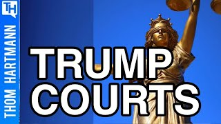 Donald Trump's Court's Lead To Dangerous Places...