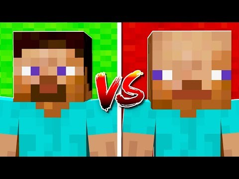 The GOOD Vs BAD Minecraft Player Test