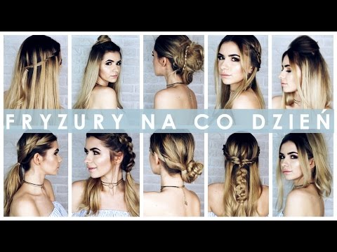 Kapous środki do prostowania włosów