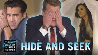#NataliesHouse: Hide-and-Seek w/ Colin Farrell, Wanda Sykes & Demi Lovato