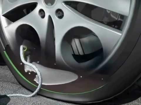 Kit de Reparación de Neumáticos ACDelco