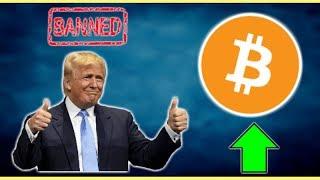 TRUMP TO BAN OR PUMP BITCOIN? Crypto Alt Season is Here - BlackRock CEO Ripple XRP Use Case