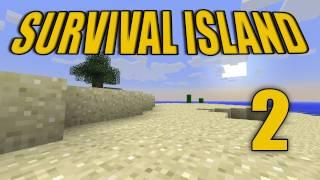 "Minecraft - ""Survival Island"" Part 2: Insomniacs"