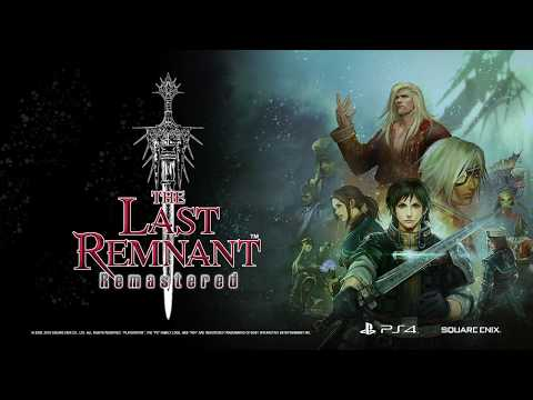 THE LAST REMNANT Remastered – Announcement Teaser thumbnail