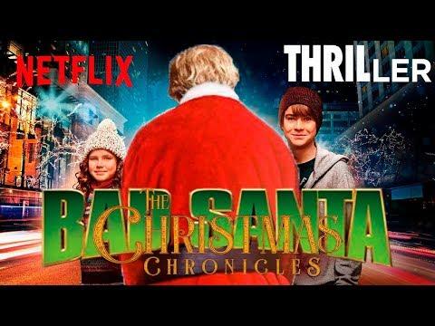 Рождественские Хроники Плохого Санты/ The Christmas Chronicles Bad Santa
