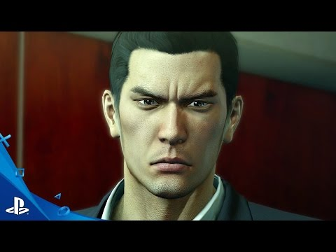 Видео № 0 из игры Yakuza 0 (Б/У) [PS4]