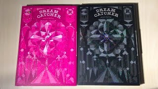 Gambar cover ♡Unboxing Dreamcatcher 드림캐쳐 3rd Mini Album Alone In The City (Light & Shade Ver.)♡