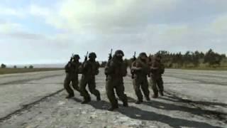 ARMA2 Funny Dance