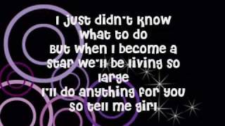 Jason Derulo -Whatcha say lyrics