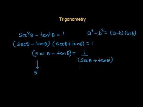Trigonometry 4