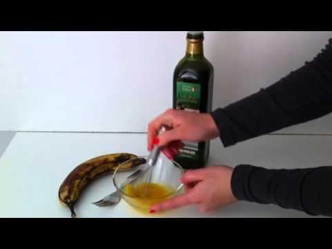 Das Zitronenöl für das trockene Haar