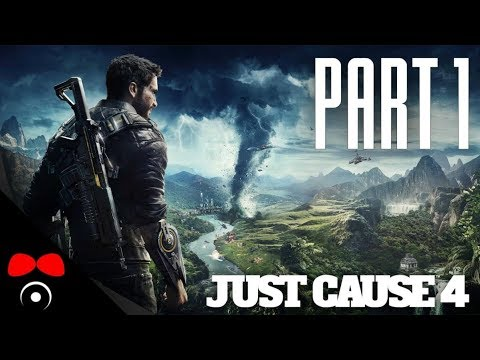 MAXIMUM EXPLOZÍ! | Just Cause 4 #1