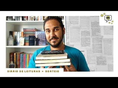 Diário de LEITURAS: Fevereiro 2018 + Sorteio | Na Minha Estante