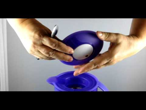 Tupperware thermal jug