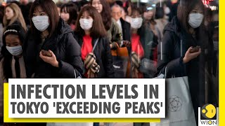 Red alert declared in Tokyo | Tokyo witnesses a sudden spike in daily cases | COVID-19 pandemic - Download this Video in MP3, M4A, WEBM, MP4, 3GP