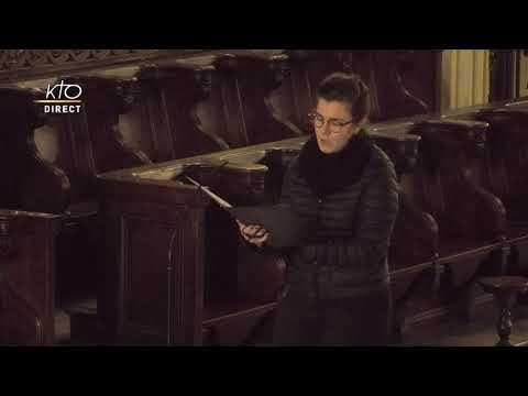 Messe du 2 décembre 2020 à Saint-Germain-l'Auxerrois