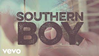 Jordan Rager - Southern Boy (with Jason Aldean) [Lyric Video]