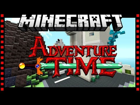 MINECRAFT ADVENTURE TIME MASH UP | HELPER HOSPITAL [07] - (Minecraft Console PS4)