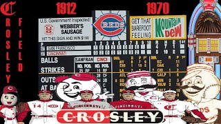 Voices From Crosley Field (Cincinnati Reds Radio Tribute)