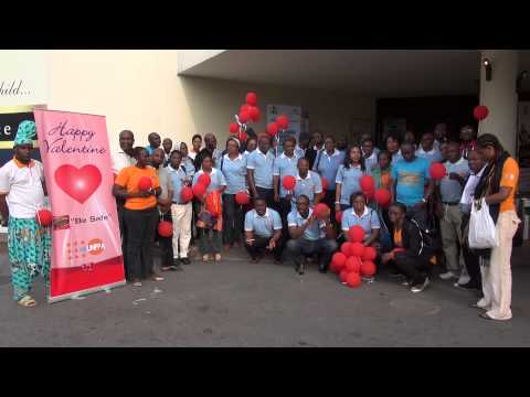 UNFPA Nigeria Staff at the 2014 Retreat