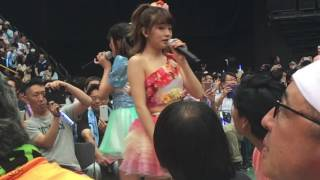 AKB48感謝祭島田晴香ファン席から・・①