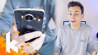 BESTE AKKULAUFZEIT: Moto Z Play Review!