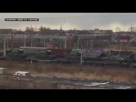 Η Ρωσία αρνείται ότι προετοιμάζει την «πολεμική της μηχανή» λόγω της έντασης στη χερσόνησο της…