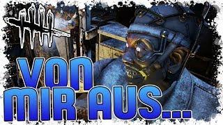 Paar Survivor braten - Dead by Daylight Gameplay Deutsch German